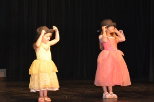 Princess Diva Dance Recital! So cute!!